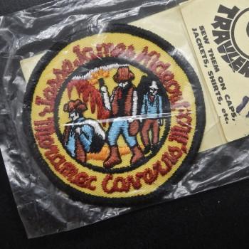 Mermen Caverns Jesse James Hideout #1 Patch - Product Image