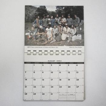 Mexico/AMCS Engagement calendar 1983 - Product Image