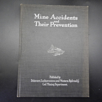 Mine Accidents and their Prevention; - Product Image