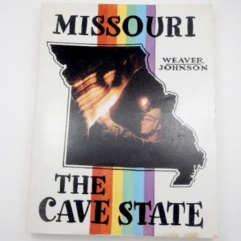 Missouri The Cave State  - Product Image