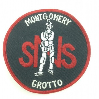 Montgomery Grotto Patch - Product Image