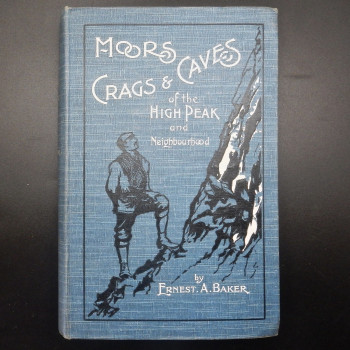 Moors Crags & Caves of the High Peak and Neighborhood - Product Image