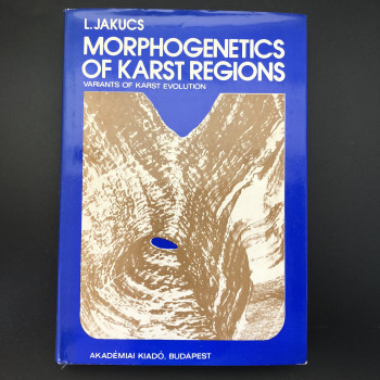Morphogenetic of Karst Regions; Variants of Karst Evolution - Product Image