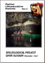 Speleological Project Ghar Alisadr (Hamadan/Iran), BHB Vol. 4 - Product Image