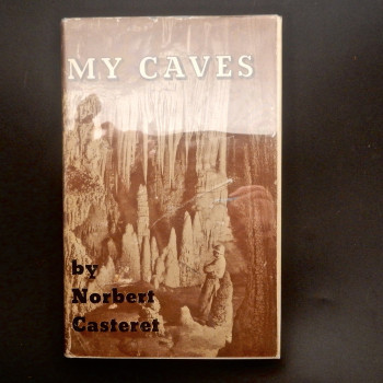 My Caves by Norbert Casteret - Product Image