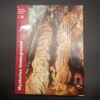 Mysteries Underground Publicity folder, 1992 - Product Image