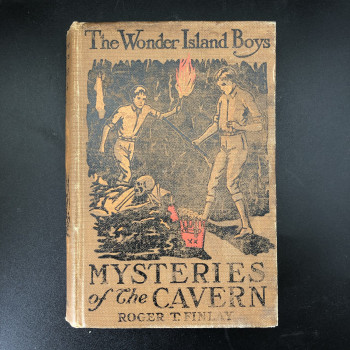 Mysteries of the Cavern - Product Image