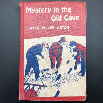Mystery in the Old Cave - Product Image