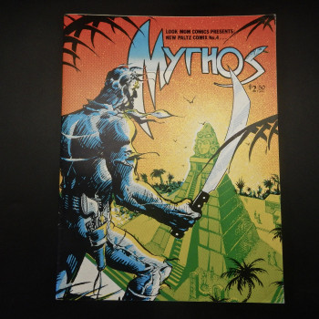 Mythos, Look Mom Comics Presents New Paltz Comix no.4 - Product Image