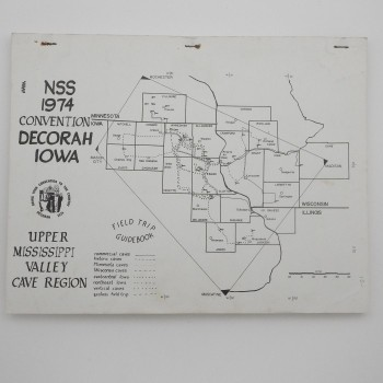NSS 1974 Convention Decorah Iowa SOLD - Product Image