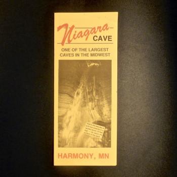 Niagara Cave Brochure - Product Image