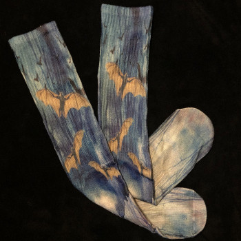 Night Fliers Socks - Product Image