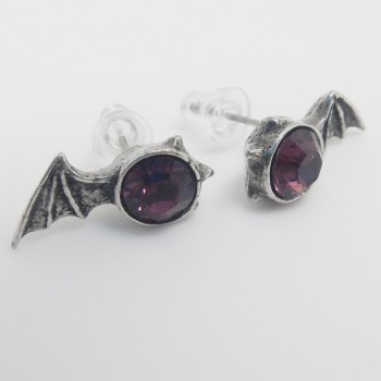 Night Wings Earrings - Product Image