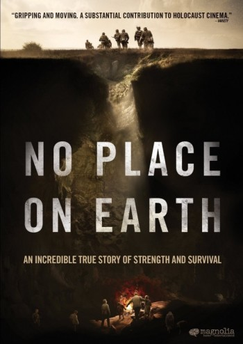 No Place On Earth DVD - Product Image