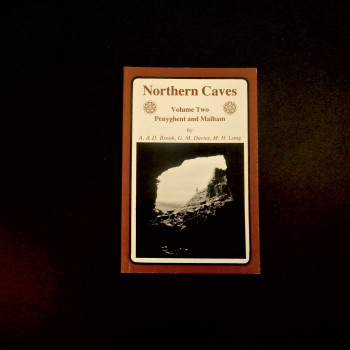 Northern Caves Volume 2, Penyghent and Malham, 1982 - Product Image