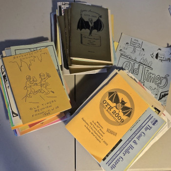Old Timers Reunion Guidebooks  ($2 - $5) - Product Image