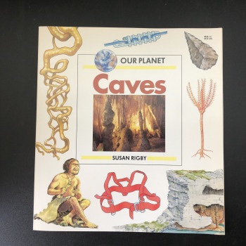 Our Planet Caves - Product Image
