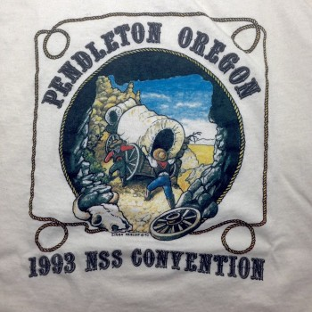 Pendleton Oregon 1993 NSS Convention - Product Image