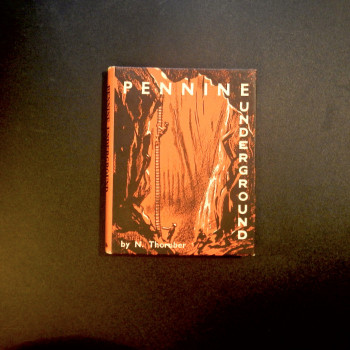 Pennine Underground by Thornber, 1959 (red) - Product Image