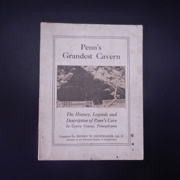 Penn's Grandest Cavern  3rd Edition - Product Image