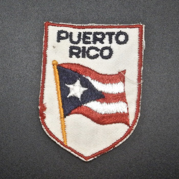 Puerto Rico Patch - Product Image