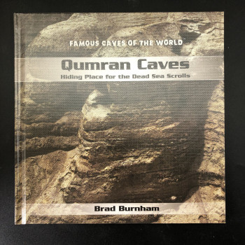 Qumran Caves:Hiding Place for the Dead Sea Scrolls - Product Image