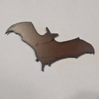 Rustic Bat Magnet - Product Image