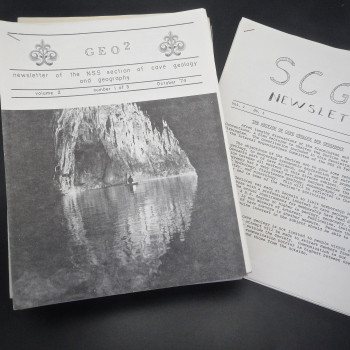 Section of Cave Geology and Geography (also know as Geo 2)  - Product Image