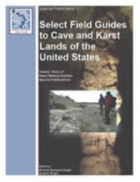 Select Field Guides to Cave and Karst Lands of the United States - Product Image