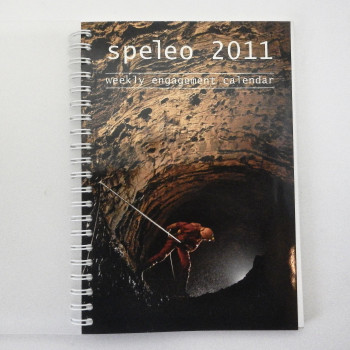 Speleo Weekly Engagement Calendar 2011 - Product Image