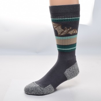 Speleobooks Bat Trekker Wool Blend Sport Socks - Product Image