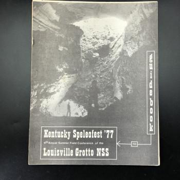 Speleofest 1977 - Product Image