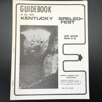 Speleofest 1978 - Product Image