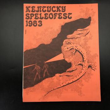 Speleofest 1983 - Product Image