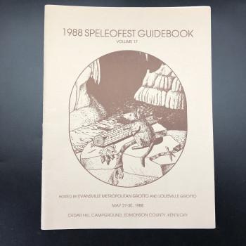 Speleofest 1988 - Product Image