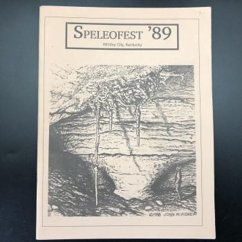 Speleofest 1989 SOLD - Product Image
