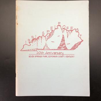 Speleofest 1991 - Product Image