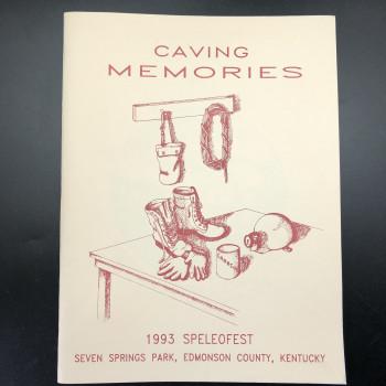Speleofest 1993 - Product Image