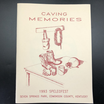 Speleofest 1994 SOLD - Product Image