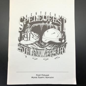 Speleofest 1996 SOLD - Product Image