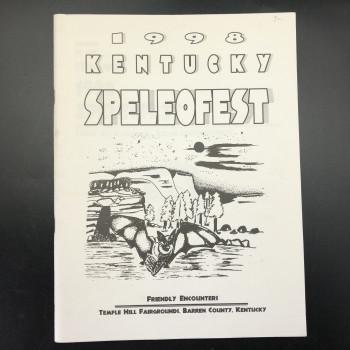 Speleofest 1998 SOLD - Product Image