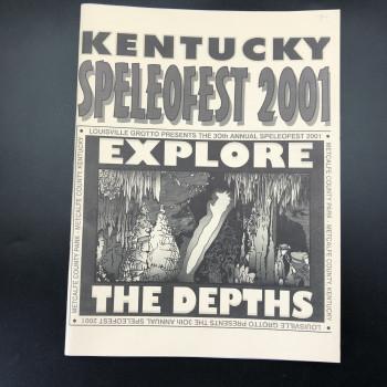 Speleofest 2001 SOLD - Product Image
