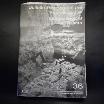 Speleological Abstracts # 36 - Product Image
