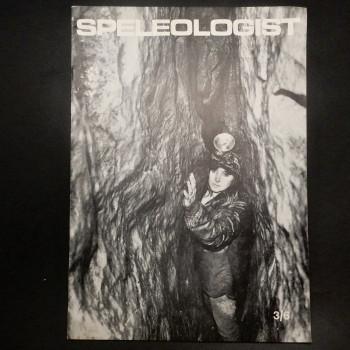 Speleologist, Vol 3 #20, Winter 1969 - Product Image