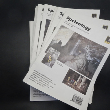 Speleology; Bulletin of the British Cave Research Association (2003-2014) - Product Image