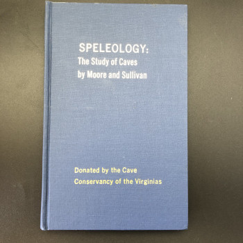 Speleology, the Study of Caves (Library Binding) - Product Image