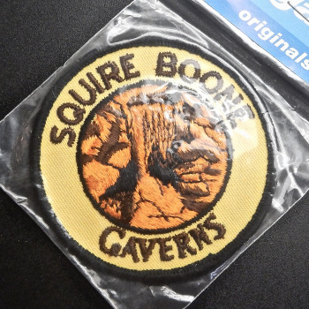 Squire Boone Caverns Patch - Product Image