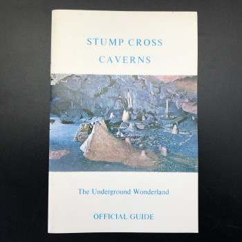 Stump Cross Caverns: The Underground Wonderland - Product Image