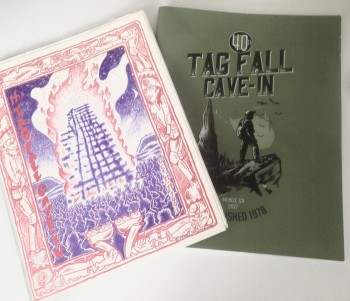 TAG Fall Cave-In - Product Image