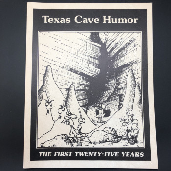 Texas Cave Humor; The First Twenty-five Years - Product Image
